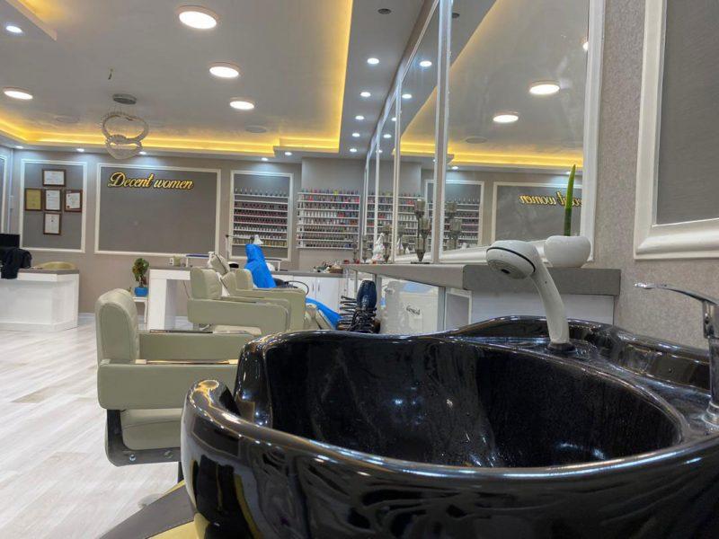آرایشگاه زنانه ده ونک دزفول با سالها تجربه